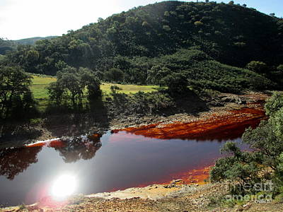 Photograph - Rio Tinto by Chani Demuijlder