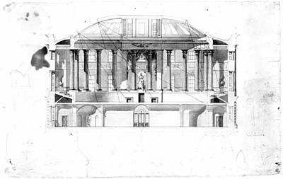 Washington D.c Drawing - U by Granger