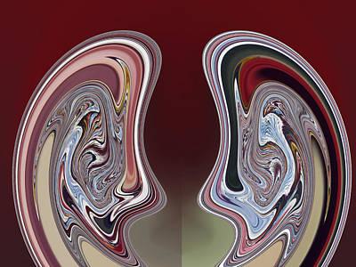 Digital Art - Untitled 13 by Augusta Stylianou