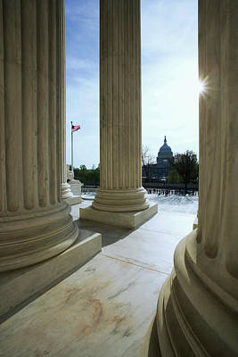 Washington D.c Photograph - Usa, Washington, D by Jaynes Gallery