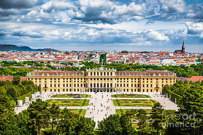 Vienna Photograph - Vienna by JR Photography