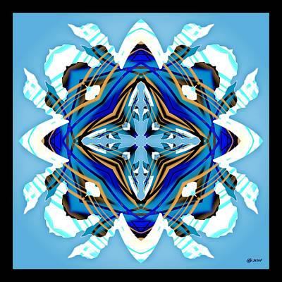 Digital Art - 1000 02 by Brian Johnson