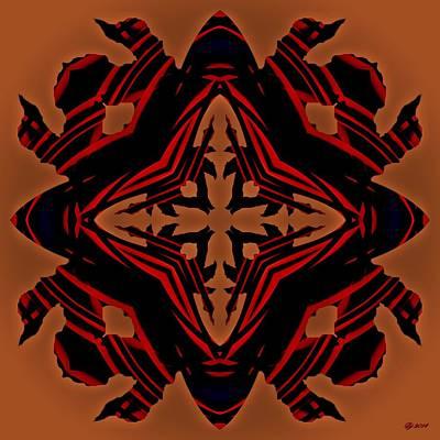 Digital Art - 1000 13 by Brian Johnson