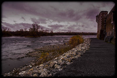 Chambly Photograph - 102214-10 by Mike Davis