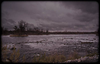 Chambly Photograph - 102214-2 by Mike Davis
