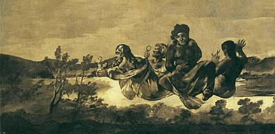 Pessimist Photograph - Goya Y Lucientes, Francisco De by Everett