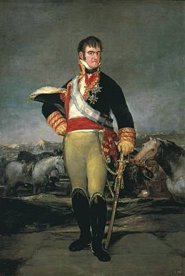 1833 Photograph - Goya Y Lucientes, Francisco De by Everett