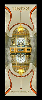 Zip Code Photograph - 10573 Portico by Diana Angstadt