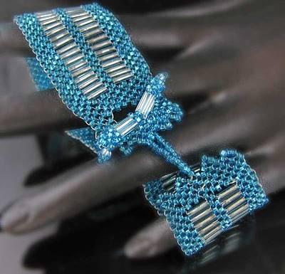 Jewelry - 1058 Side By Side by Dianne Brooks