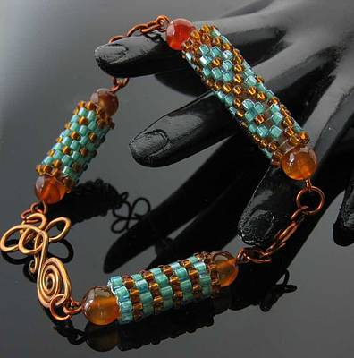 Jewelry - 1068 Lucky Totem by Dianne Brooks