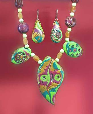 Jewelry - 1074 Island Time by Dianne Brooks