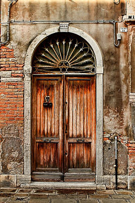 Photograph - 1084-venice Italy by Tom Prendergast