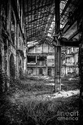 Photograph - Abandoned Sugar Mill by Traven Milovich