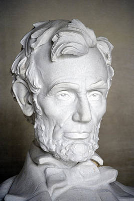 Abraham Lincoln (1809-1865) Art Print by Granger