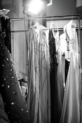 Dress Photograph - Alternative View - Haute Couture Paris by Gareth Cattermole