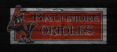 Baltimore Orioles Art Print