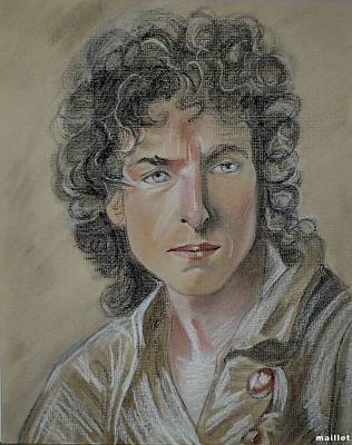 Bob Dylan Original by Laurette Maillet