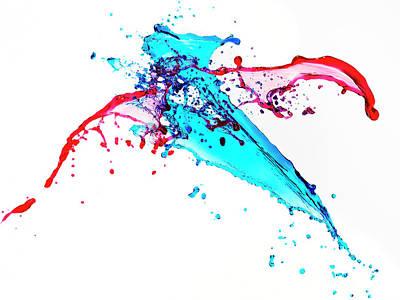 Photograph - Color Splash by Henrik Sorensen