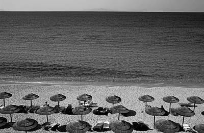 Mykonos Photograph - Elia Beach by George Atsametakis