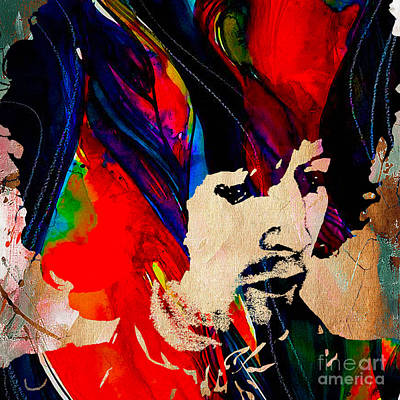 Clapton Mixed Media - Eric Clapton Collection by Marvin Blaine