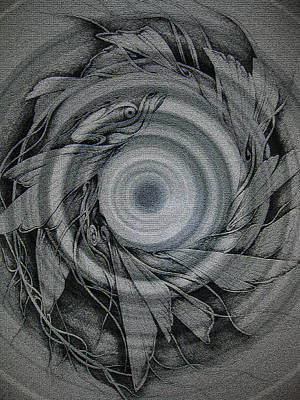 Digital Art - Fish by Moshfegh Rakhsha