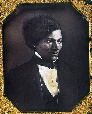 Abolition Photograph - Frederick Douglass by Granger