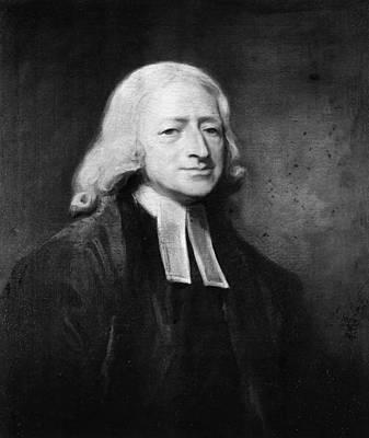 Methodists Painting - John Wesley (1703-1791) by Granger