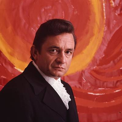 Arkansas Photograph - Johnny Cash by Retro Images Archive