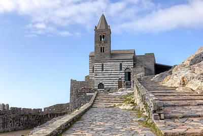 Ligurian Sea Photograph - Porto Venere by Joana Kruse