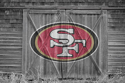 Photograph - San Francisco 49ers by Joe Hamilton