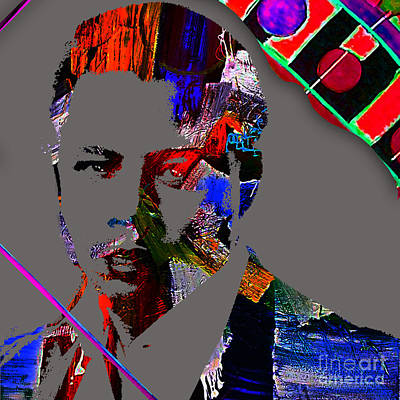 Empire Mixed Media - Terrence Howard Collection by Marvin Blaine