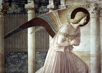 The Annunciation Art Print by Granger