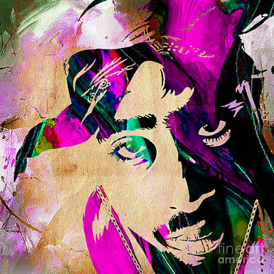 Hip Hop Mixed Media - Tupac Collection by Marvin Blaine