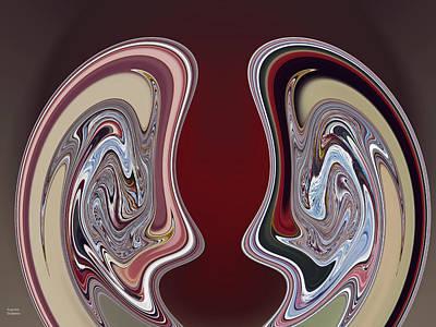 Digital Art - Untitled 12 by Augusta Stylianou