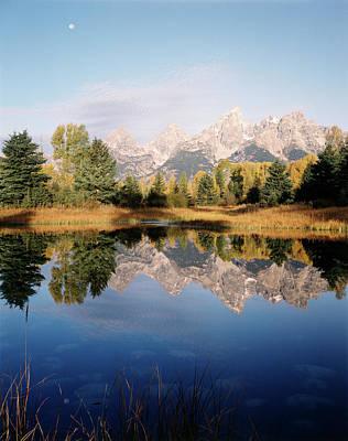 Usa, Wyoming, Grand Teton National Art Print