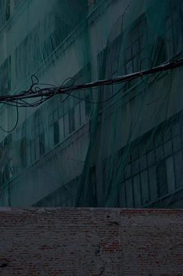 Arte Urbano Photograph - Vistas De Ciudad by Antonio Godoy