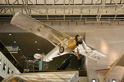 Air And Space Museum Photograph - Washington Dc, Usa by Lee Foster