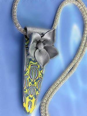 Jewelry - 1105 Silver Blossom by Dianne Brooks