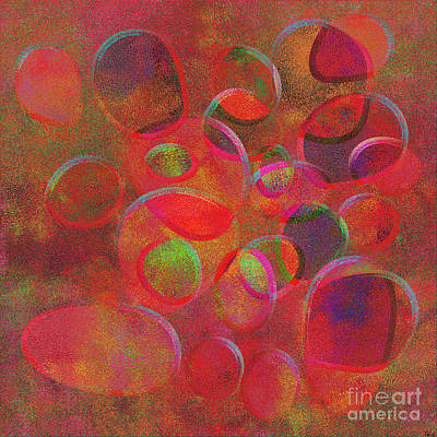 1153 Abstract Thought Art Print