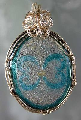 Jewelry - 1190 Victoriana by Dianne Brooks