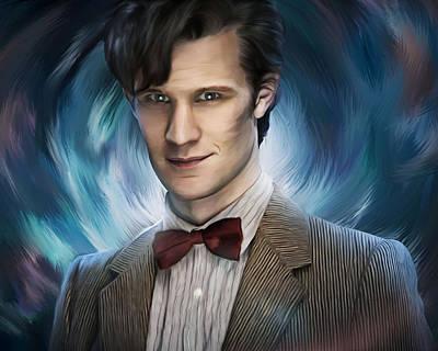 11th Digital Art - 11th Dr. by Tanya Cordy