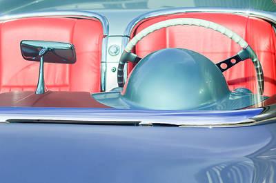 1960 Photograph - 1960 Chevrolet Corvette by Jill Reger