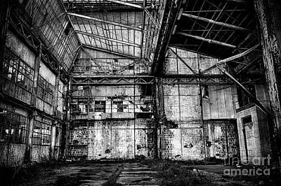 Photograph - Abandoned Sugarmill by Traven Milovich