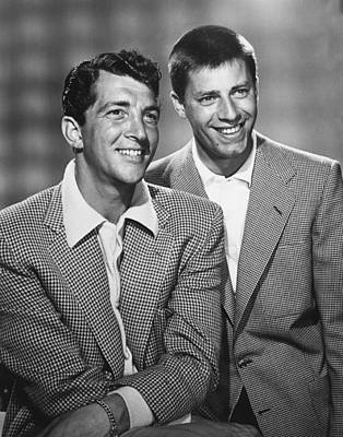 Comedian Photograph - Dean Martin by Retro Images Archive