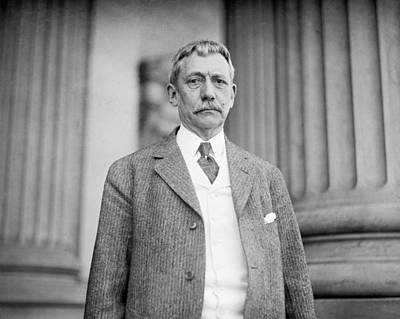 Photograph - Elihu Root (1845-1937) by Granger