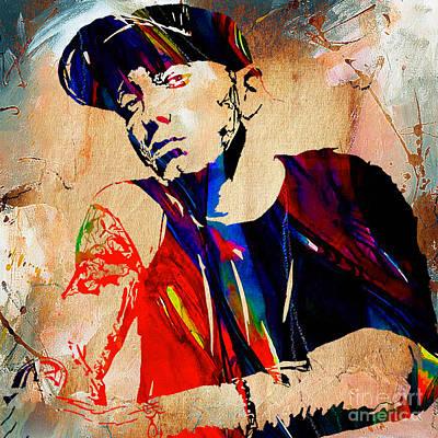 Eminem Collection Art Print