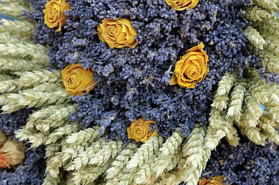 France, Provence-alpes-cote D'azur Art Print by Kevin Oke