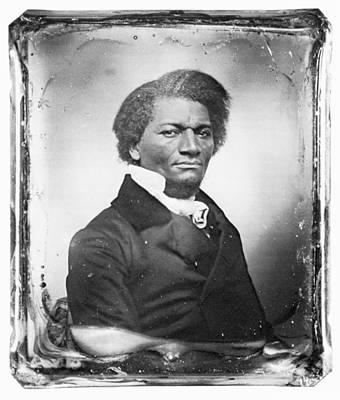 Photograph - Frederick Douglass by Granger