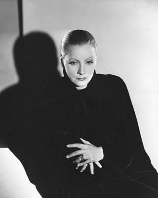 Greta Garbo Art Print by Silver Screen