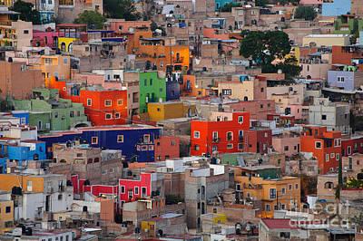 Photograph - Guanajuato Mexico by John Shaw